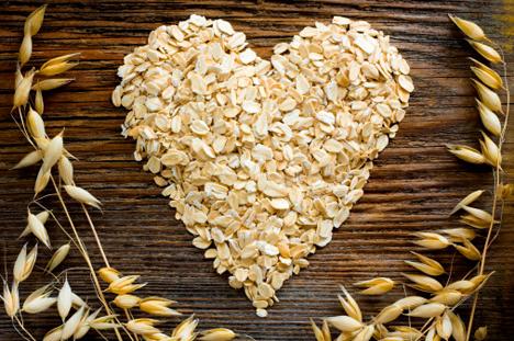 Dr Massoomi oatmeal heart
