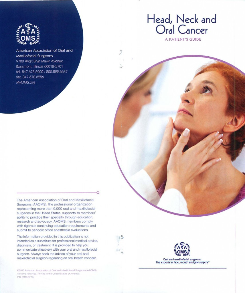 Head, Neck and Oral Cancer_Page_1